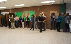 Group of EHS Staff Members Show Support for Black Lives