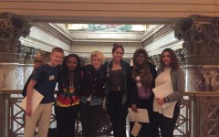Youth for Social Justice Heads to the Capitol