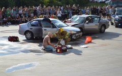 Mock Car Crash 2015