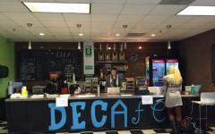 Ramen and Various Snacks Will No Longer be Sold at the Decafé