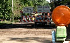Edina Road Construction