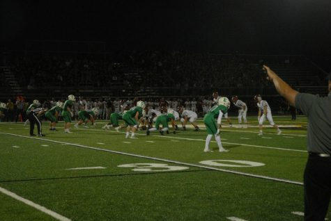 Inside the Homecoming Football Game
