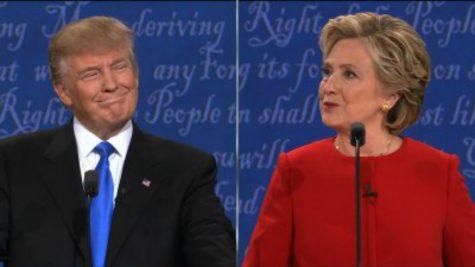 Hofstra Presidential Debate