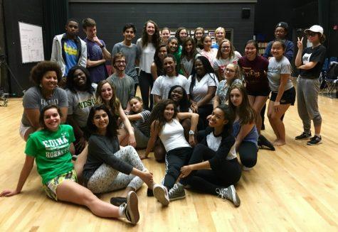 Edina Hip Hop Dance Team