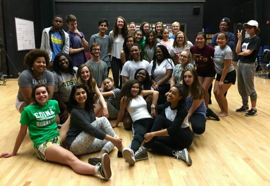 Zephyrus : Edina Hip Hop Dance Team