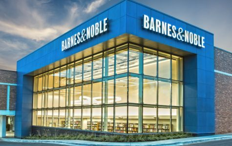"""Barnes and Noble: New Concept """"Retail-tainment"""""""