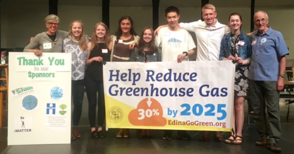 Edina High School's Environmental Club Revamps Activity