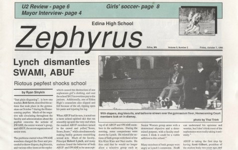 Zephyrus Articles Through History