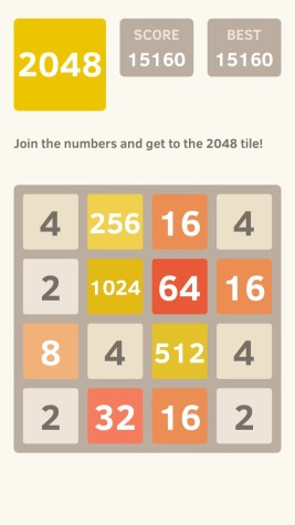 "Mobile App ""2048"" – Your Next Addiction"