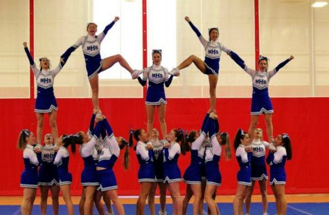Cheerleading Tumbles into the Olympics