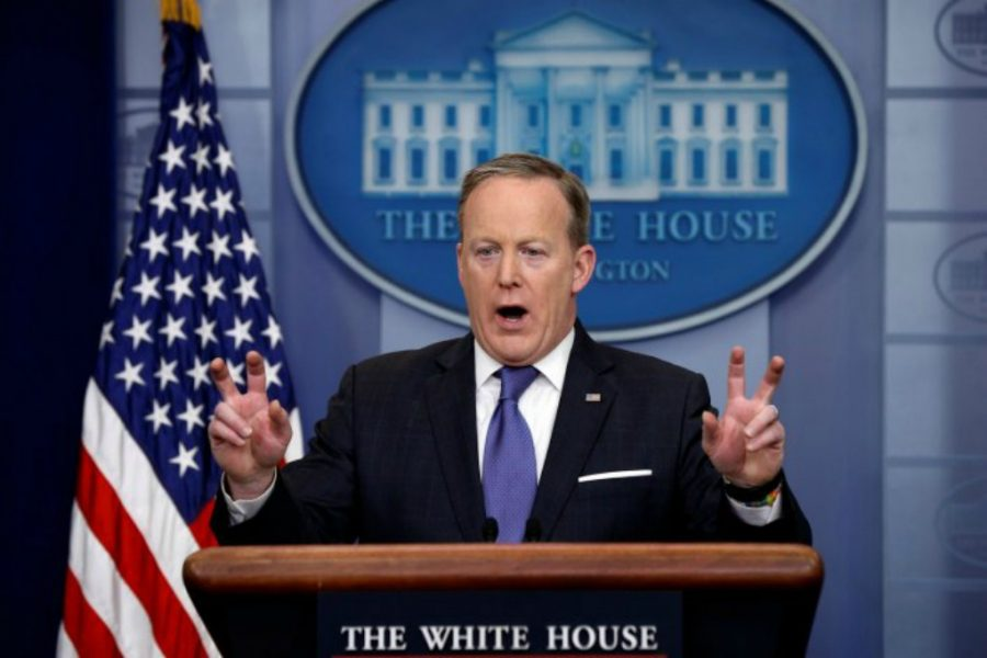 Sean+Spicer%2C+Press+Secretary