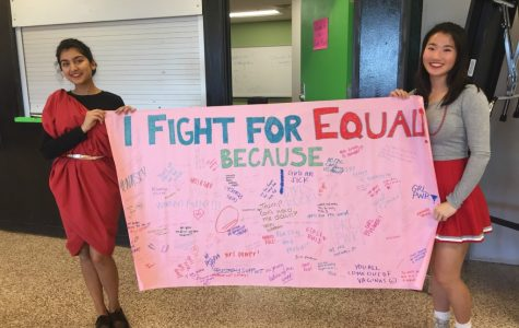 "UN Foundation's ""Girl Up"" Club Takes Off at EHS"