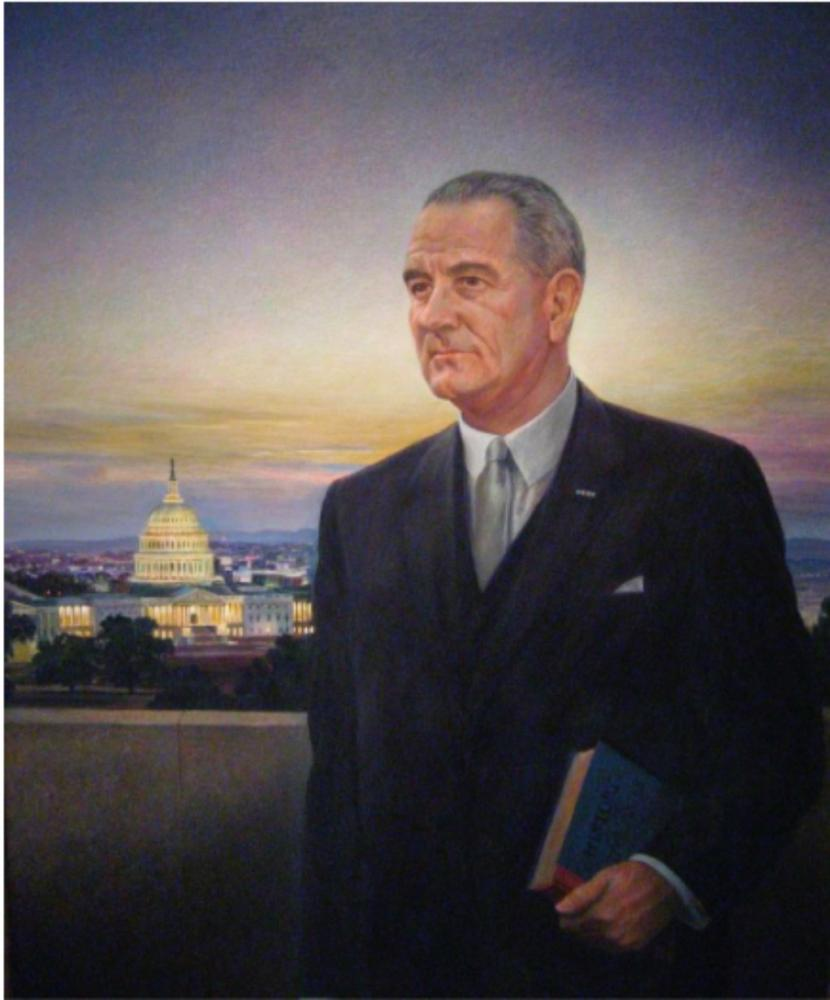 LBJ and Trump changed the electoral map as we know it