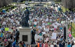 EHS Students' Participation in the Science March