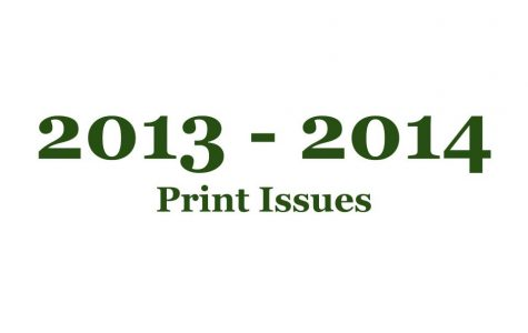 2013-2014 Print Issues