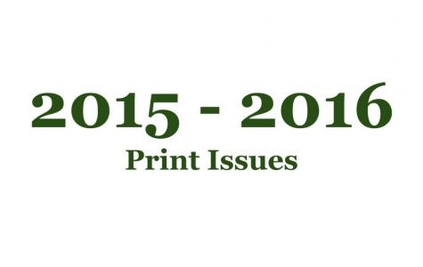 2015-2016 Print Issues