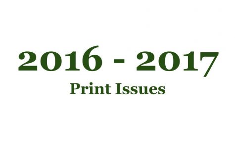 2016-2017 Print Issues