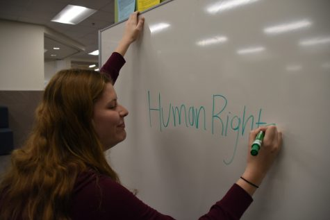 Edina High School's Environmental Club Revamps Activity