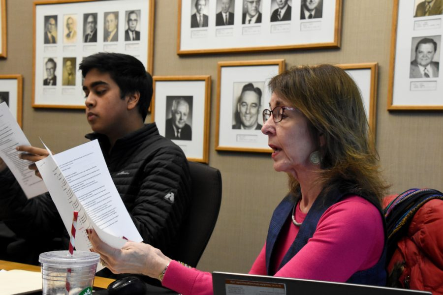 Students Have Opportunity to Serve on City Boards and Commissions