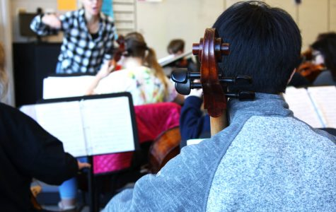 Three Freshmen Students Selected to Play at Honored Orchestra Event
