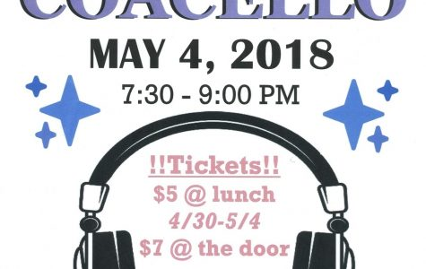 """EHS Concert Orchestra to Host """"Coacello"""" Concert"""