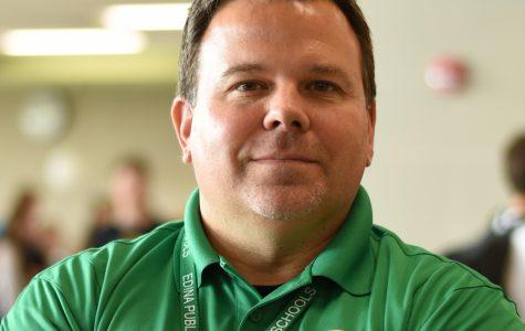 Principal Beaton Reflects on His Freshman Year at EHS