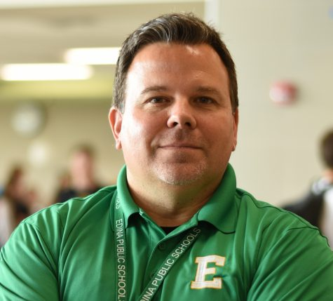 Principal Beaton Reflects on His Freshman Year at EHS