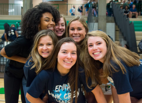"Link Crew Continues to Facilitate Connections at EHS with New ""Culture Groups"""