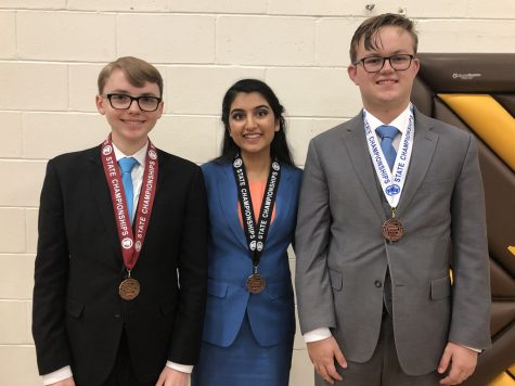 Edina Speech Team Reaches State Finals