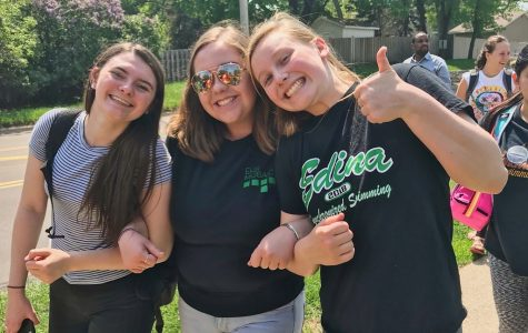 Edina's Mosaic Club Holds Second Annual Unity Walk