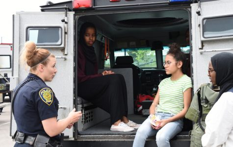 EHS Hosts Annual Drive Safely Event with Edina Police Department